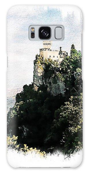 Guaita Castle Fortress Galaxy Case