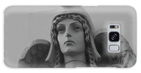 Guardian Angel On Watch Galaxy Case