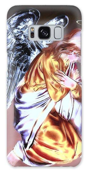 Guardian Angel Galaxy Case