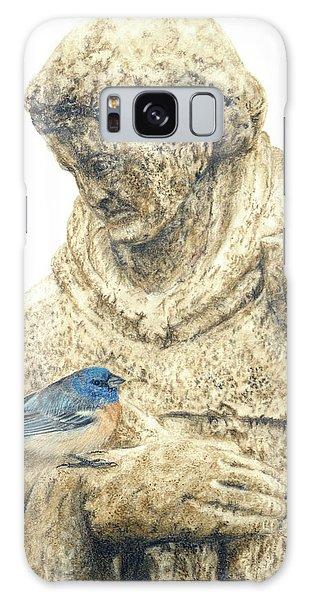 Song Birds Galaxy Case - Guardian by Carla Armbrust