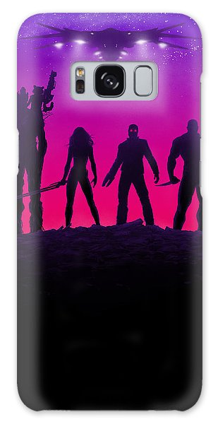 The Avengers Galaxy Case - Guardians Of The Galaxy Vol. 2 by Geek N Rock