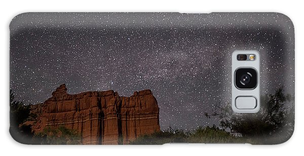 Galaxy Case featuring the photograph Guardiens by Melany Sarafis