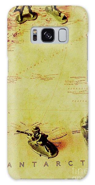 Warfare Galaxy Case - Guarding Histories Untold by Jorgo Photography - Wall Art Gallery