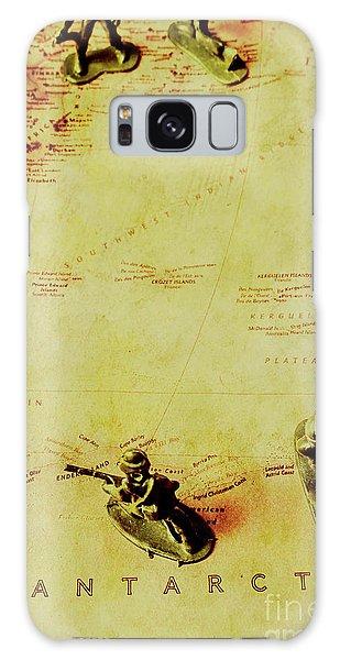 Assault Galaxy Case - Guarding Histories Untold by Jorgo Photography - Wall Art Gallery