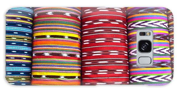Guatemalan Textiles 2 Galaxy Case