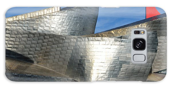 Guggenheim Museum Bilbao - 5 Galaxy Case by RicardMN Photography