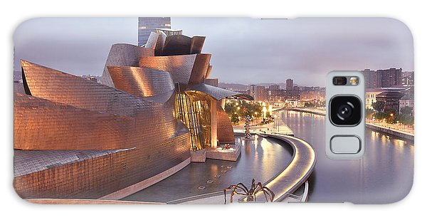 Guggenheim Museum Bilbao Spain Galaxy Case by Marek Stepan