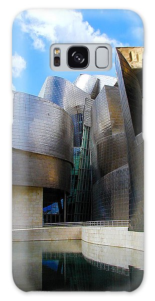 Gehry Galaxy Case - Guggenhiem 2 Bilboa Spain by Paul Basile