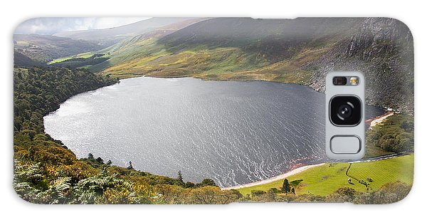 Guinness Lake In Wicklow Mountains  Ireland Galaxy Case by Semmick Photo