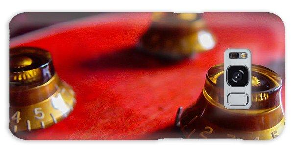 Galaxy Case featuring the digital art Guitar Controls Series by Guitar Wacky
