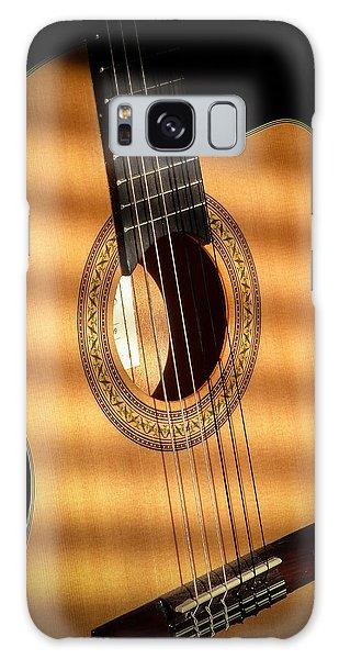 Guitar  Galaxy Case by Eleanor Abramson