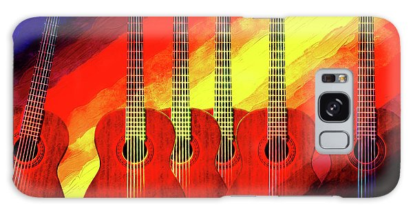 Guitar Fantasy One Galaxy Case
