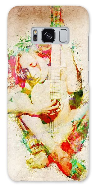 Guitar Lovers Embrace Galaxy Case