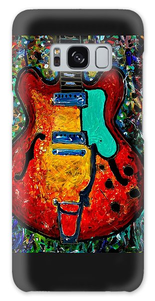 Guitar Scene Galaxy Case