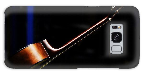 Guitar Galaxy Case - Guitar by Sheila Smart Fine Art Photography