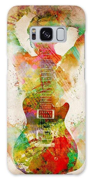 Figures Galaxy Case - Guitar Siren by Nikki Smith