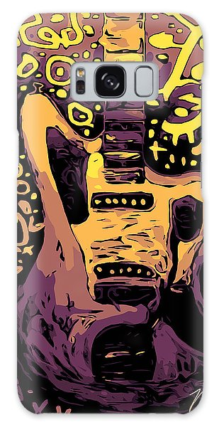Guitar Slinger Galaxy Case