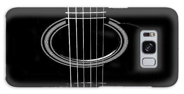 Guitar Strings Galaxy Case