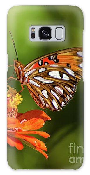 Gulf Fritillary Butterfly Galaxy Case