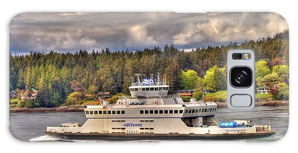 Gulf Islands 7 Galaxy Case by Lawrence Christopher