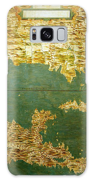 Central America Galaxy Case - Gulf Of Mexico, States Of Central America, Cuba And Southern United States by Italian painter of the 16th century