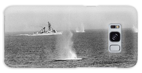 Clemson Galaxy Case - Gulf Of Tonkin Warfare by Underwood Archives