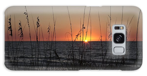Gulf Sunset In Florida Galaxy Case