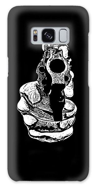 Gunman T-shirt Galaxy Case