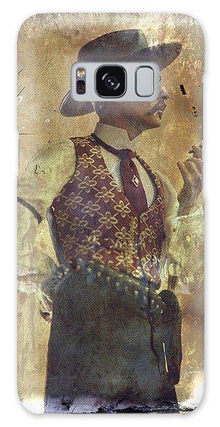 Gunslinger IIi Doc Holliday In Fine Attire Galaxy Case