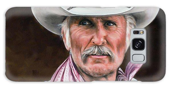 Gus Mccrae Texas Ranger Galaxy Case