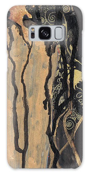Gustav Klimt's Tears Galaxy Case