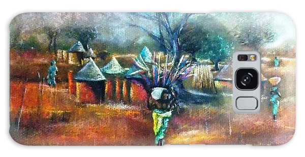 Gwari Village In Abuja Nigeria Galaxy Case