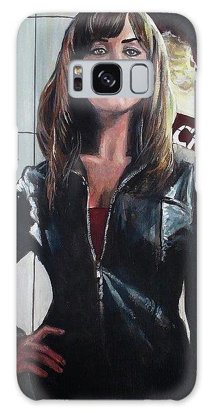 Gwen Cooper Galaxy Case by Tom Carlton
