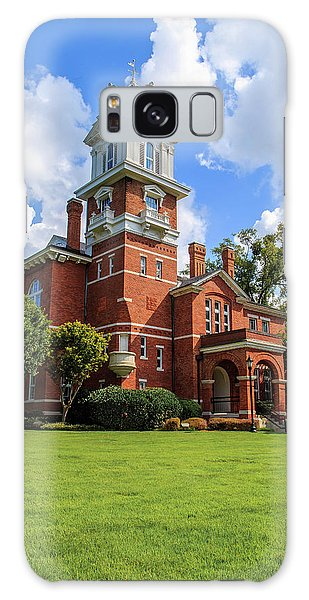 Gwinnett County Historic Courthouse Galaxy Case