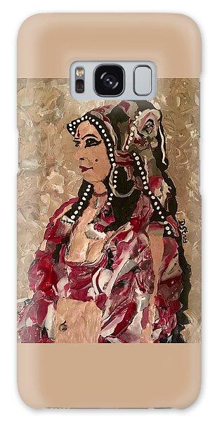Gypsy Dancer Galaxy Case