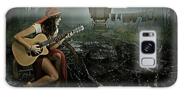 Gypsy Life Galaxy Case by Mihaela Pater