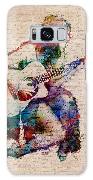 Gypsy Serenade Galaxy Case by Nikki Smith