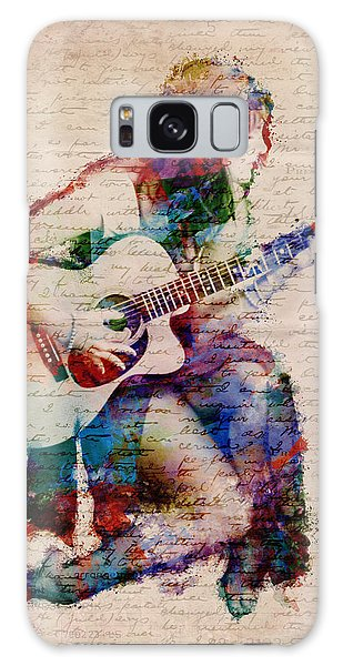 Rock And Roll Galaxy S8 Case - Gypsy Serenade by Nikki Smith