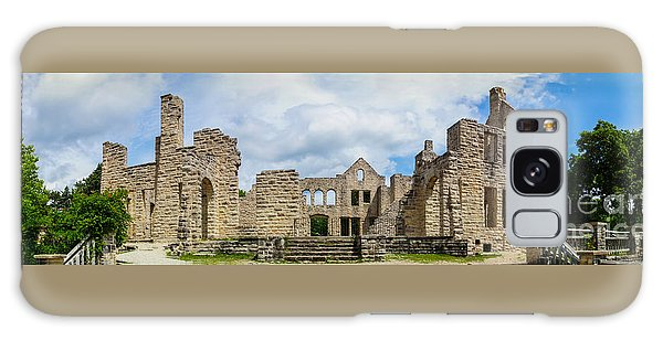 Ha Ha Tonka Castle Panorama Galaxy Case