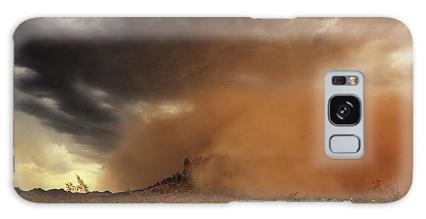 Haboob Is Coming Galaxy Case