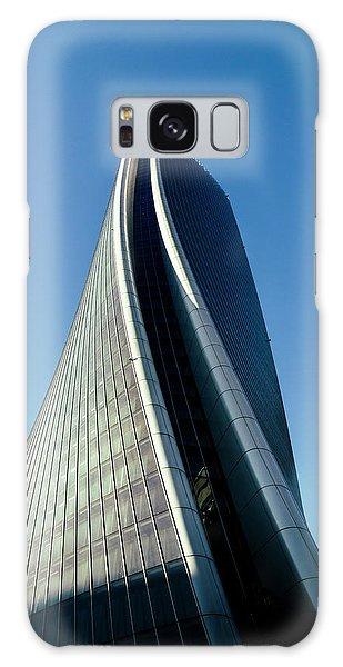 Hadid Tower, Milan, Italy Galaxy Case