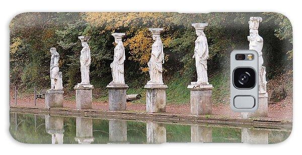 Hadrian's Villa 4 Galaxy Case