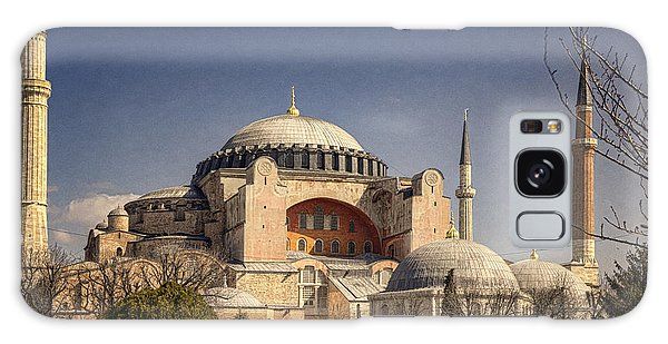Islam Galaxy Case - Hagia Sophia by Joan Carroll