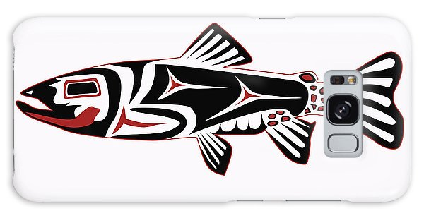 Haida Trout Galaxy Case