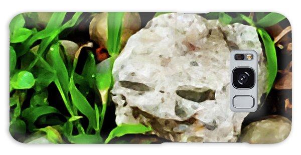 Haight Ashbury Smiling Rock Galaxy Case