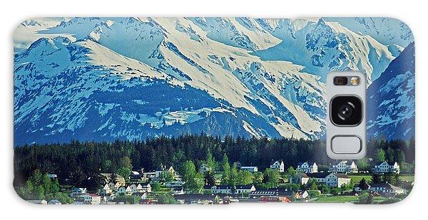 Haines - Alaska Galaxy Case by Juergen Weiss