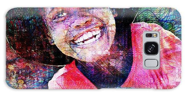 Haitian Daughter Galaxy Case