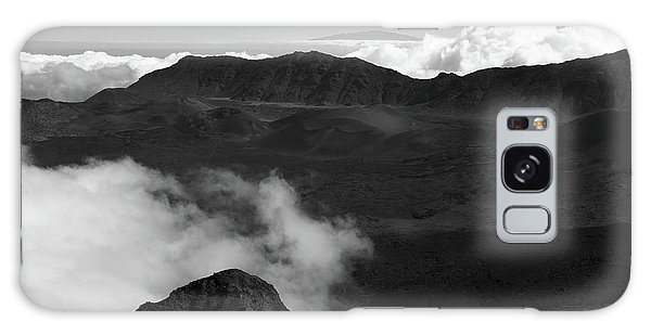 Haleakala B/w Galaxy Case