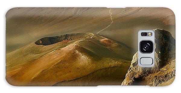 Haleakala Caldera Galaxy Case