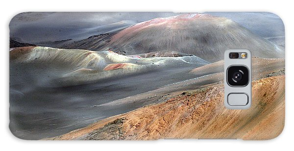 Haleakala, Maui II Galaxy Case